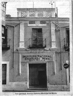 "Instituto de  Enseñanza Media ""Santa Eulalia"" (1960)"